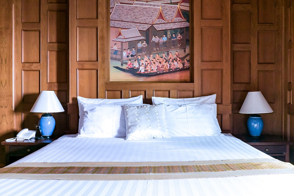 Room in  Baan U Sabai Boutique Hotel with Swimming Pool