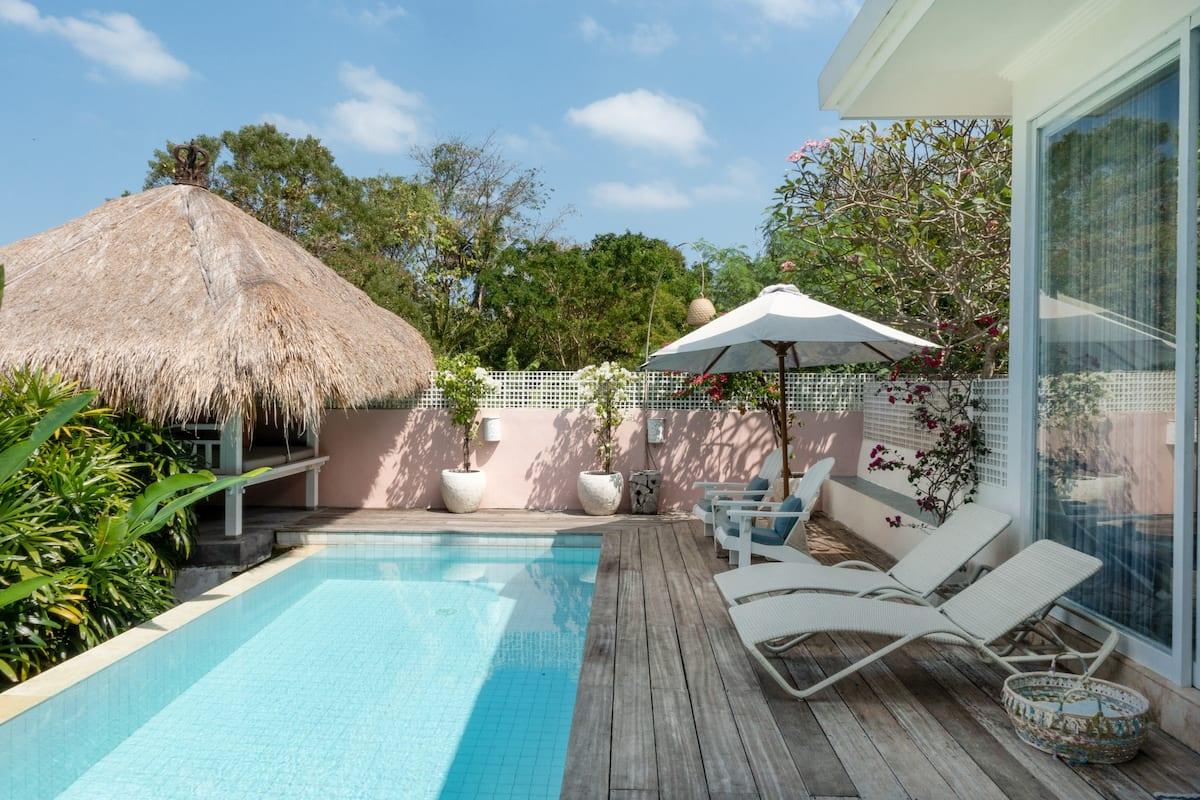 Explore Canggu From a Modern Poolside Villa