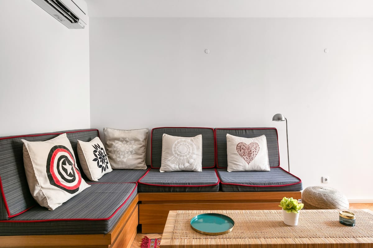 Freshen Up at This Urban Haven by Lisbonne Collection