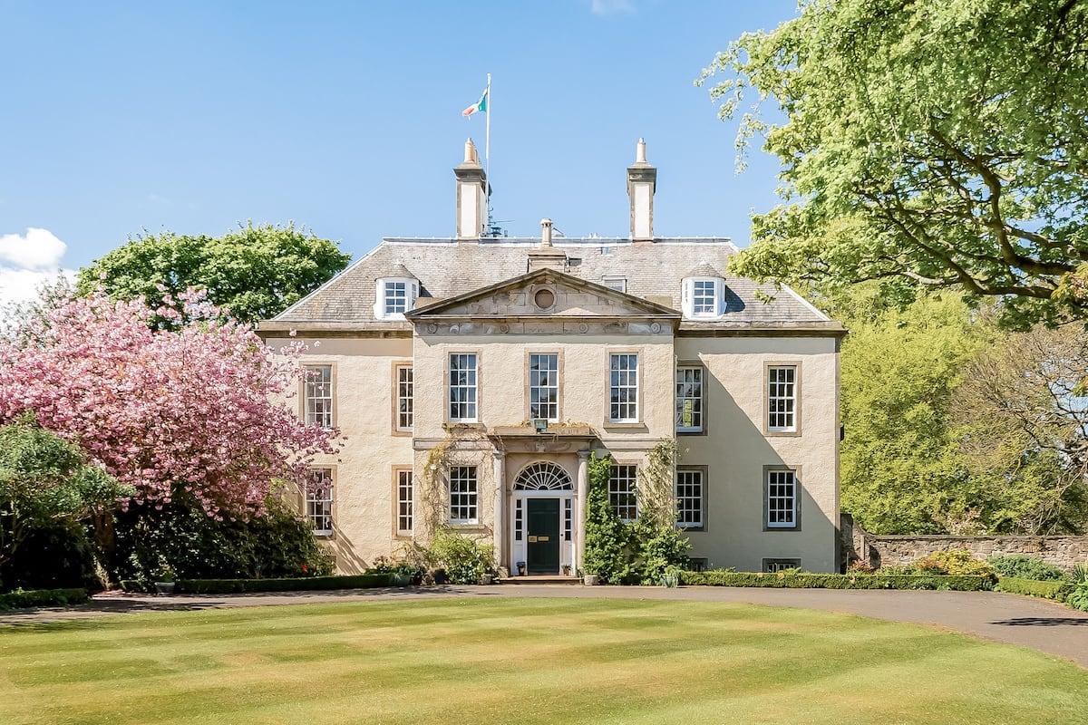Drylaw House, Grade A Listed Mansion near City Centre