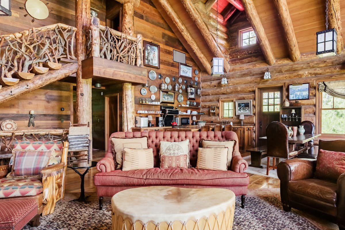 Soak up the Cozy Old-World Charm at a Picturesque Lodge