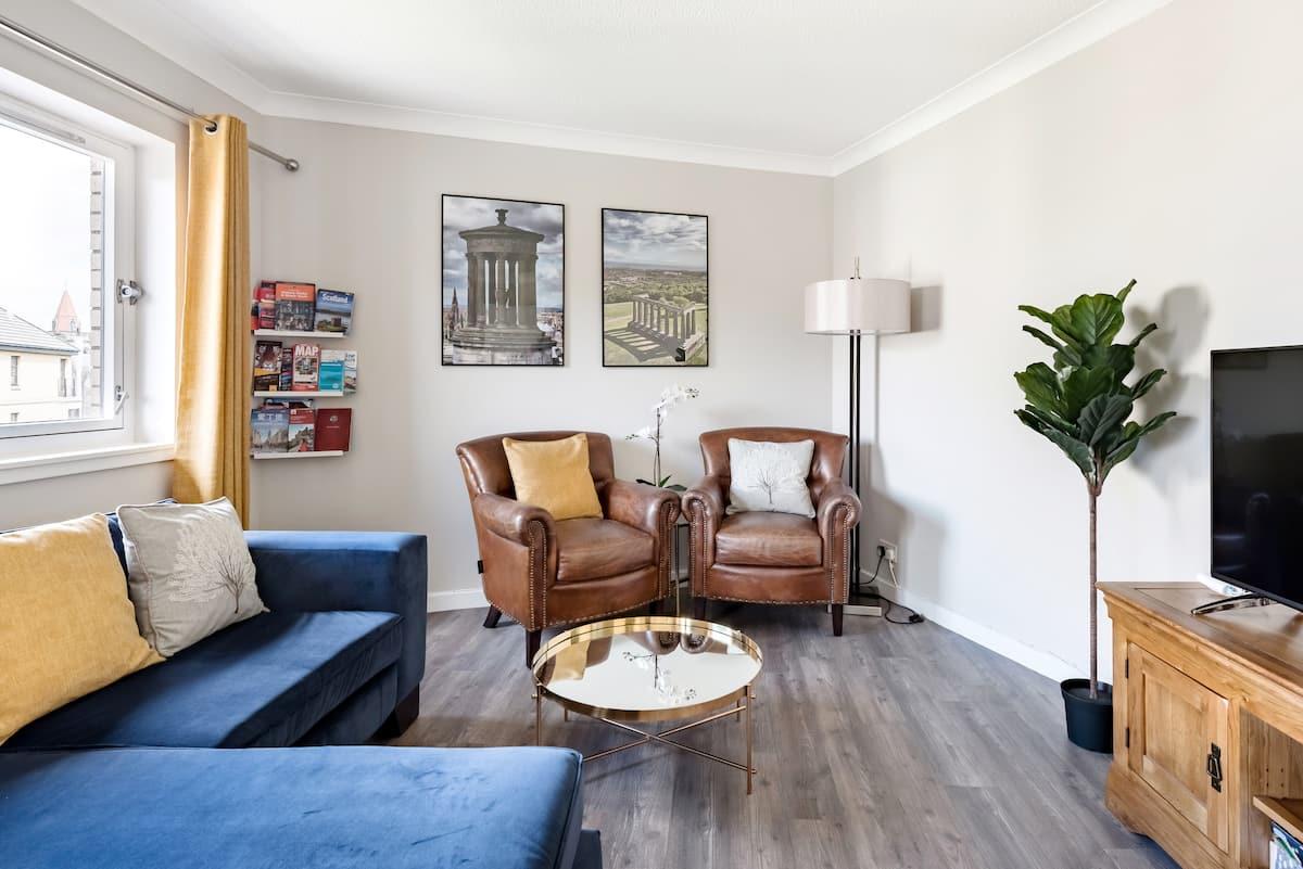 Edinburgh Luxury Apartment
