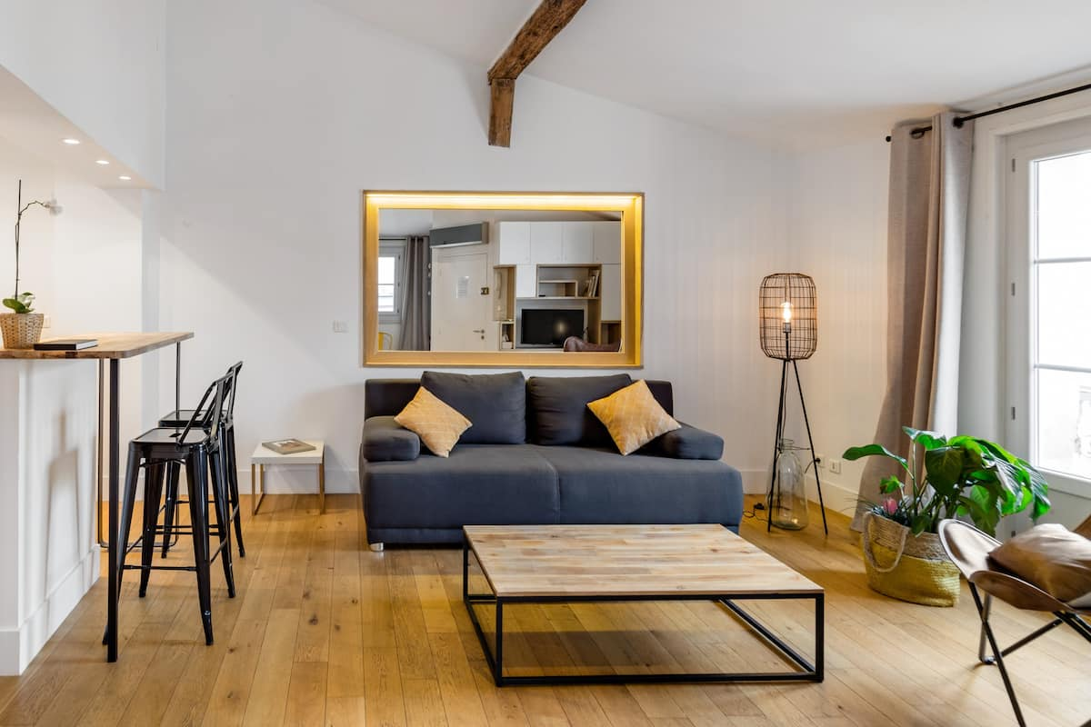Explore the Historic Center From a Chic Apartment