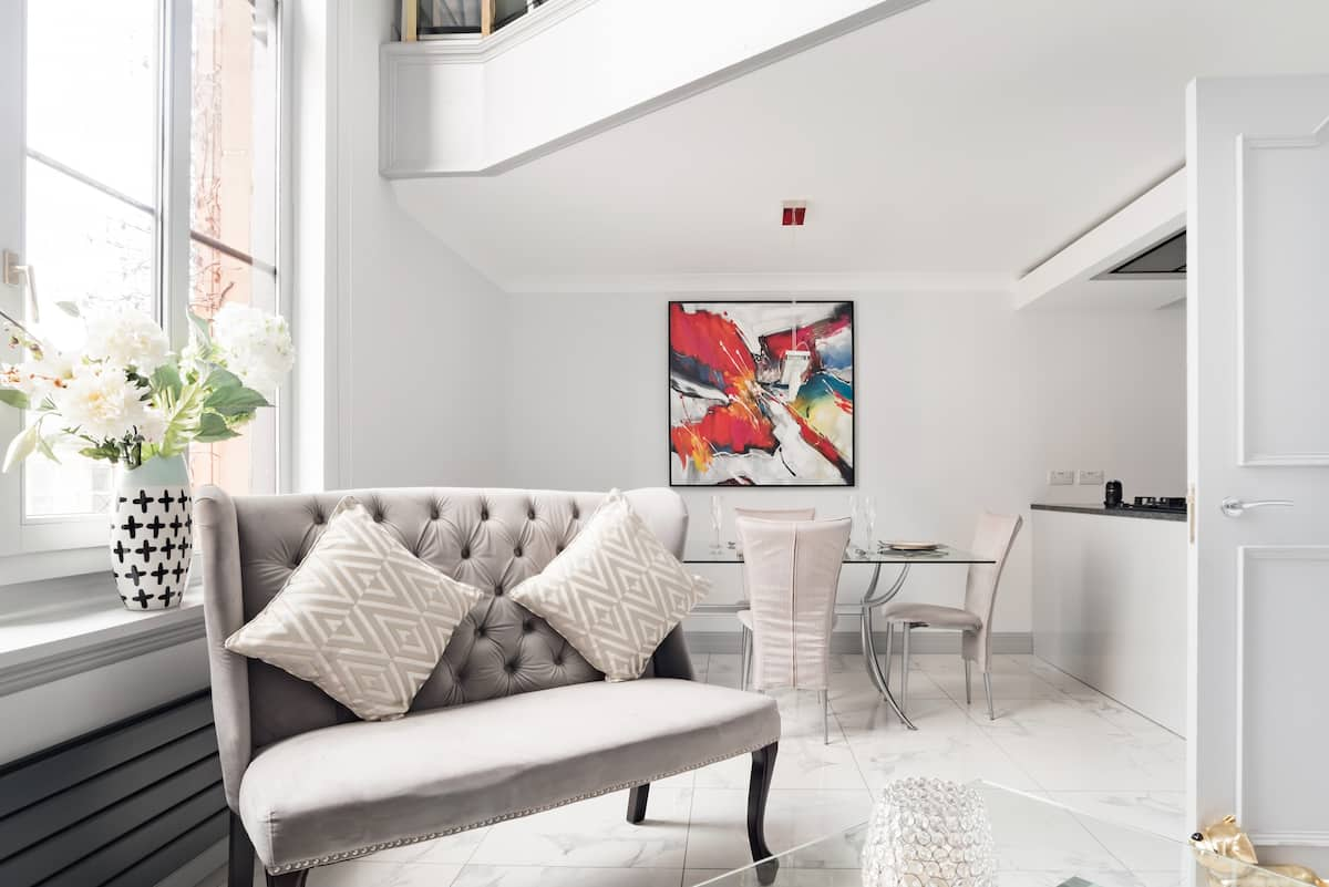 Beautiful Parkside Penthouse with Incredible City Views