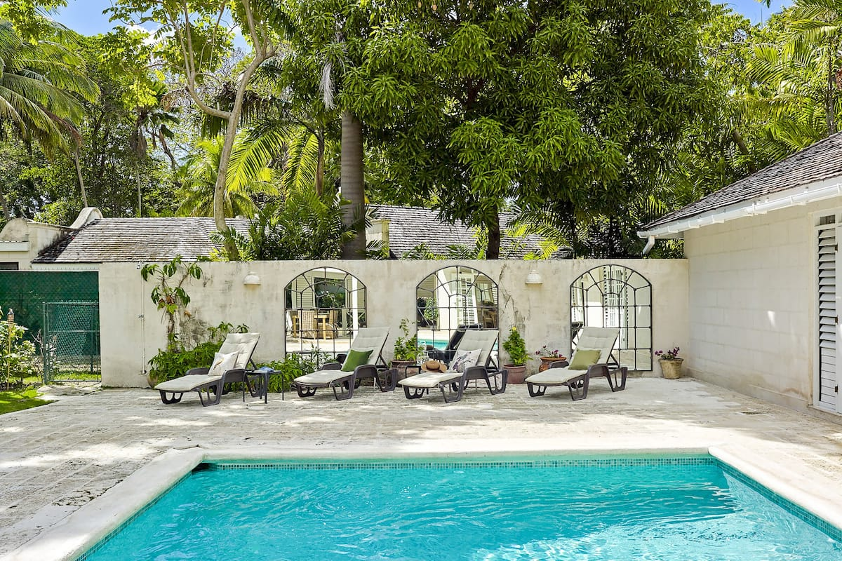 Next to The Best Beach a Luxury Calm Private Villa With Pool