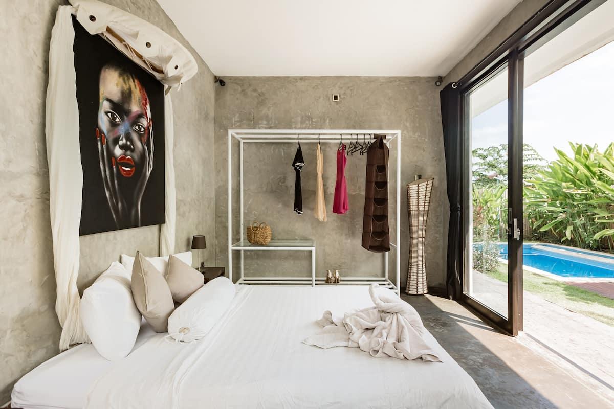 Private Room in Boutique Hotel Canggu