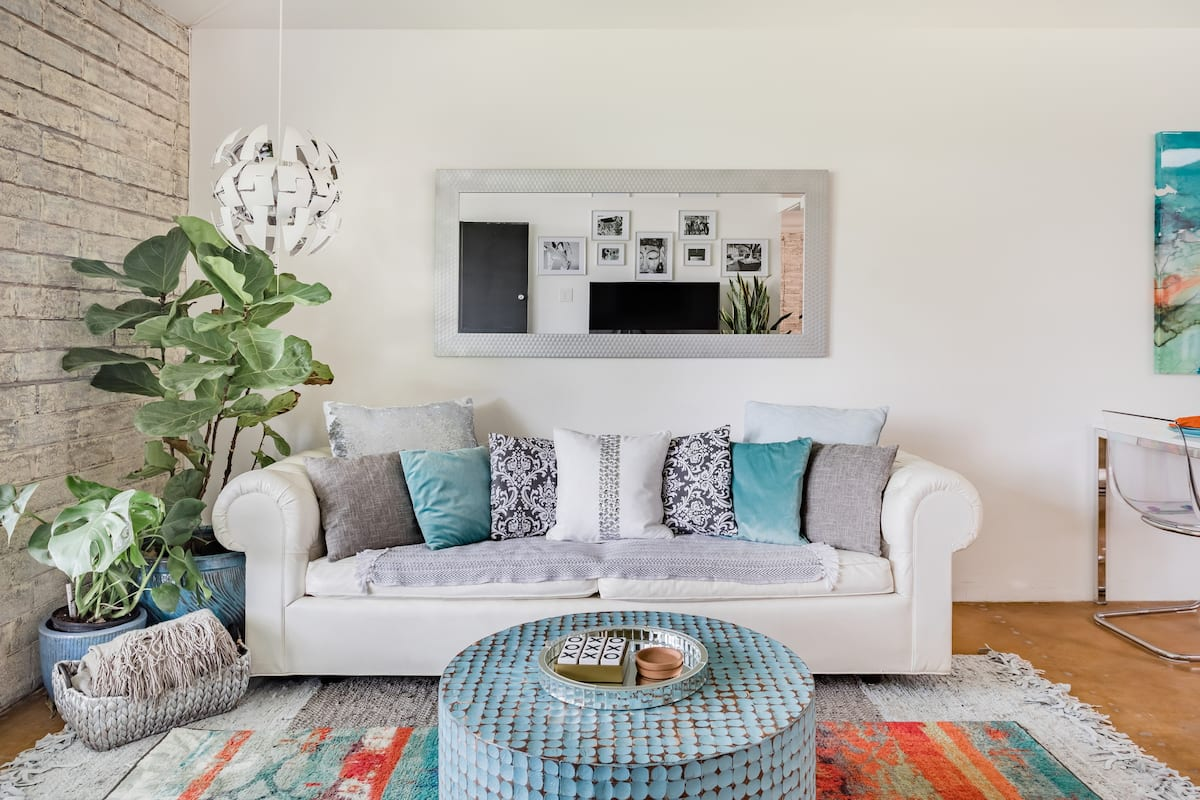 The Claremont—Mid-Century Modern Home Near Restaurant Row