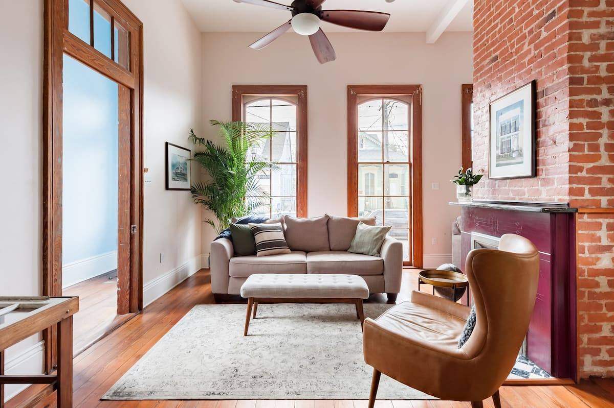 Expansive Southern Elegance 4 Blocks to French Quarter
