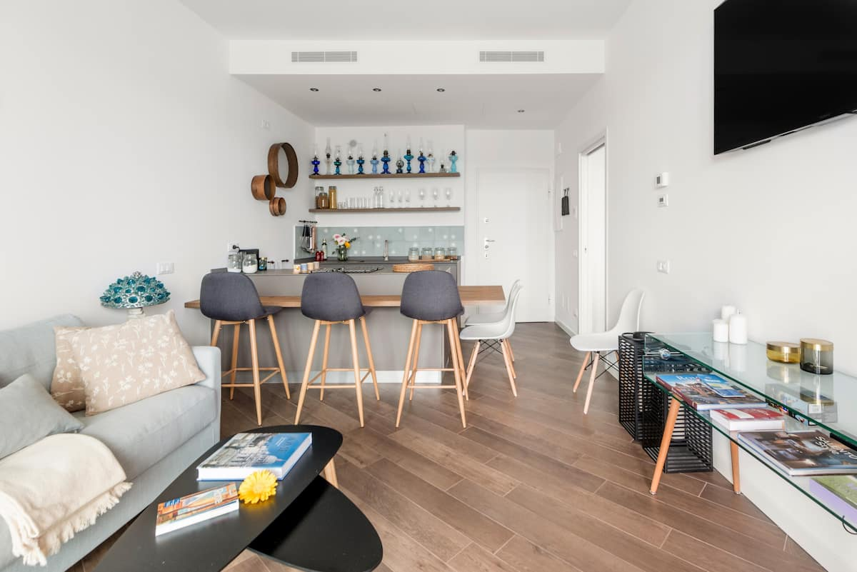 Curated Boutique Condo with Balcony