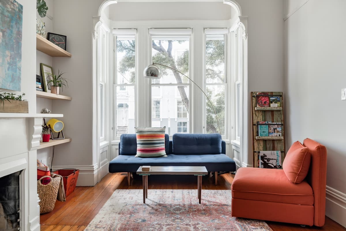 Elegant Victorian Flat in Lower Haight