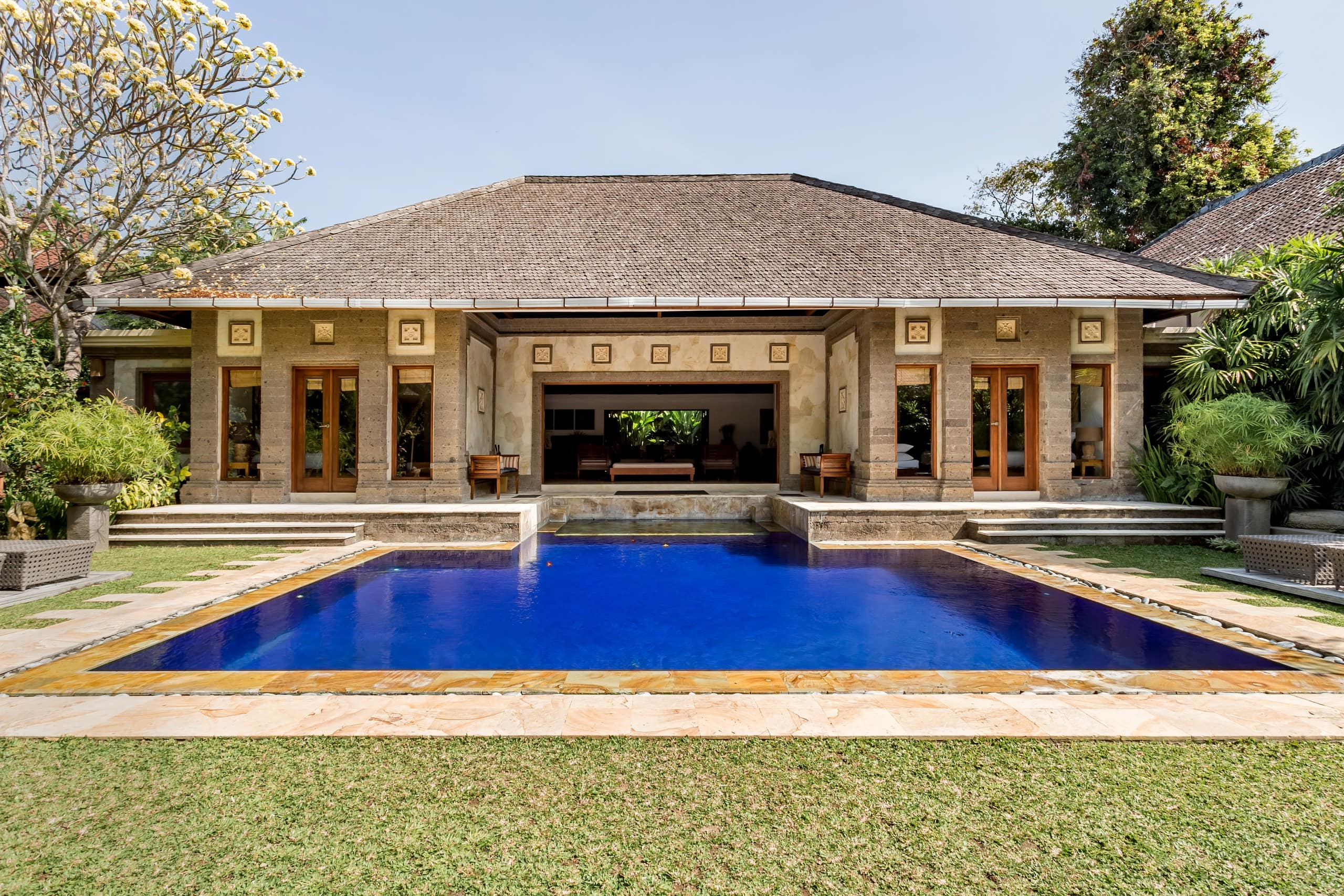 Exceptional Villa With A Private Butler And Chef Villas For Rent In Kuta Bali Indonesia