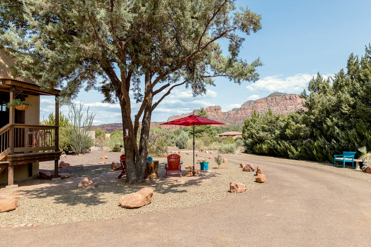 Suite Mimosa/Get Back to Nature at Secluded Couple's Retreat