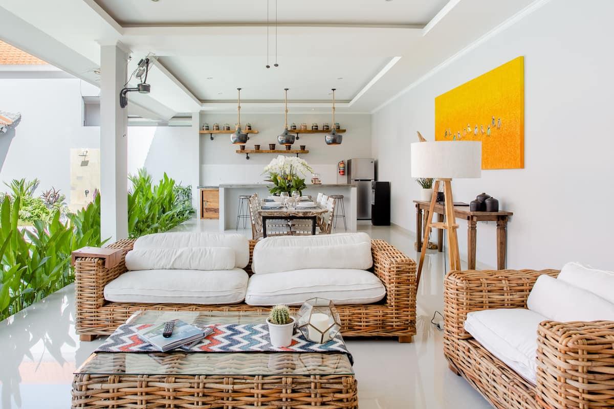 Living Project Villa Bali a New Luxury Pool Villa in Canggu