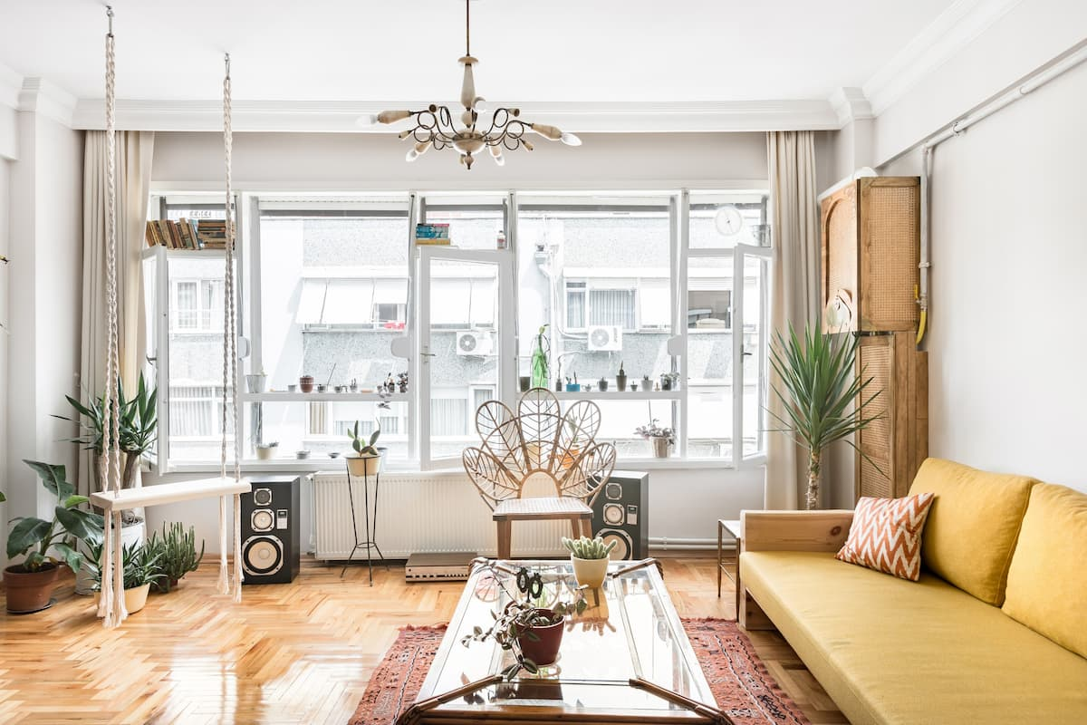 Bright, Eclectic Gem in the Heart of Moda