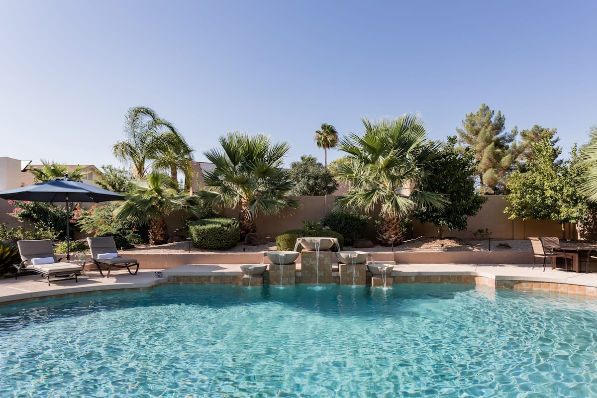 Scottsdale Luxury Retreat with Private Entry to Suite