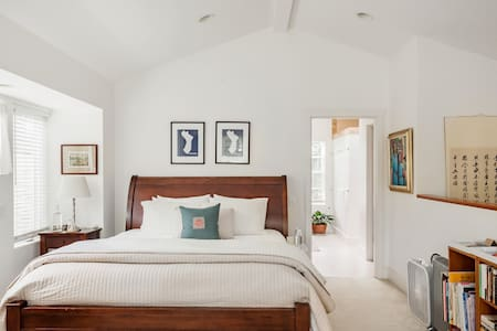 Mercer Island California-King Suite With Private Entrance