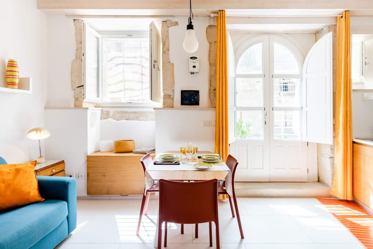 Accogliente appartamento nell'antico quartiere della Graziella