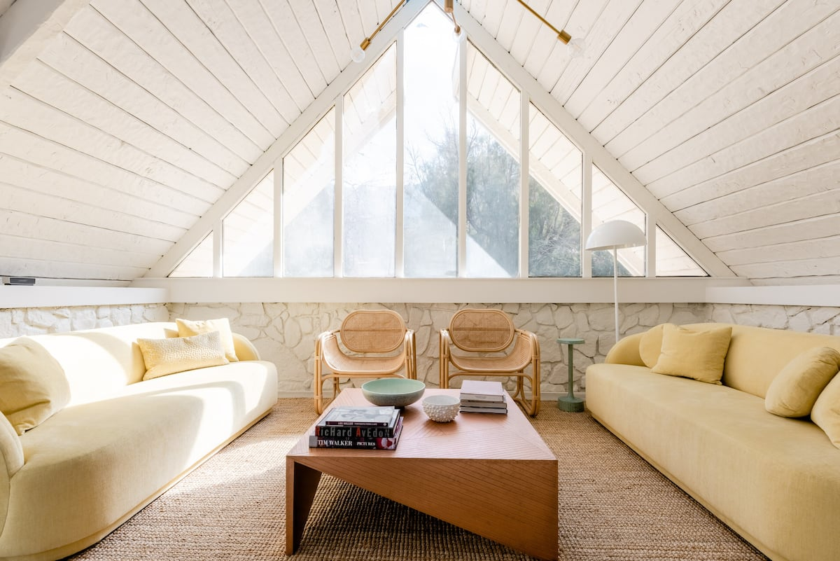 A-Frame Oasis 10 Minutes From Downtown Palm Springs
