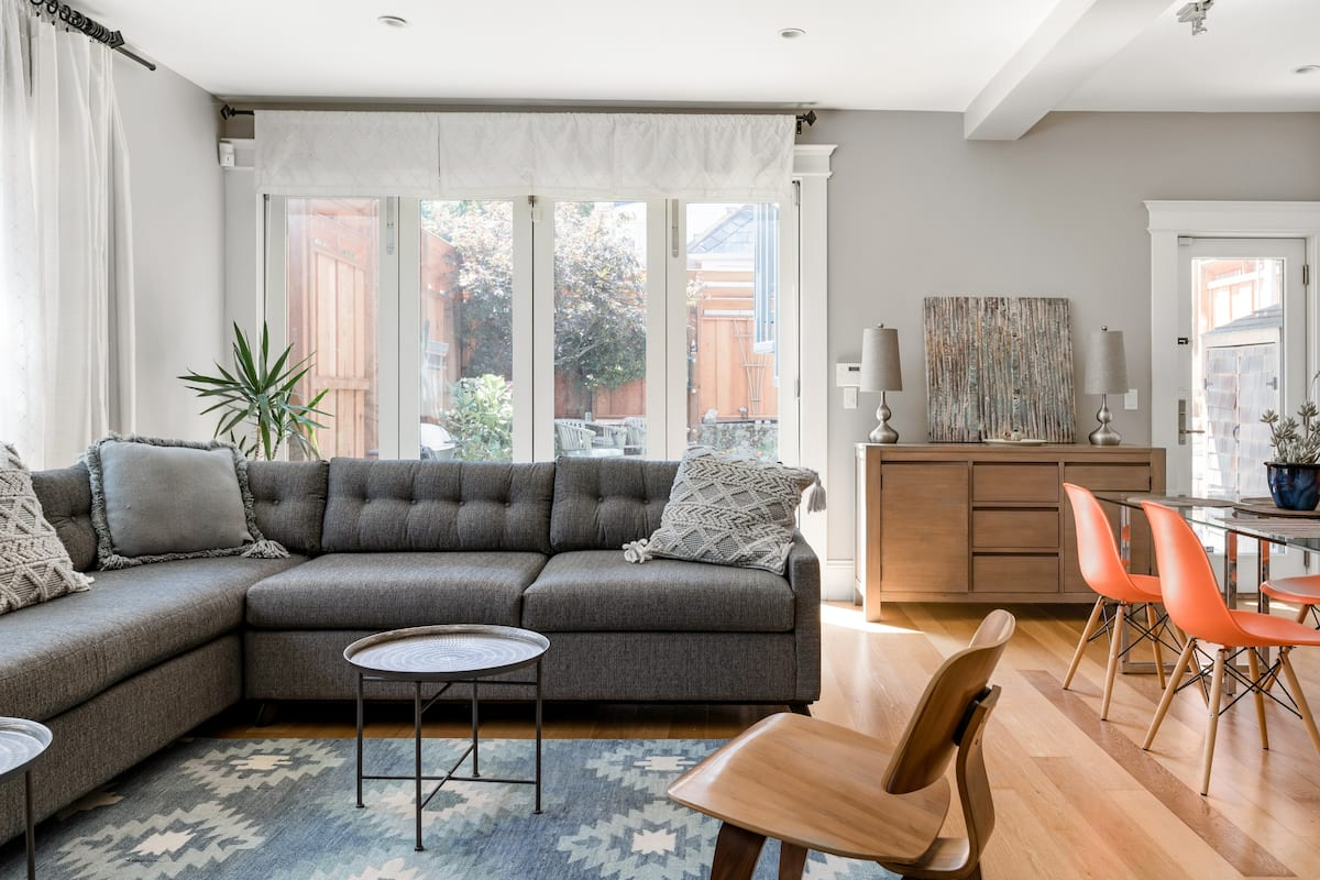 Private Guest Suite in Noe Valley Victorian Home