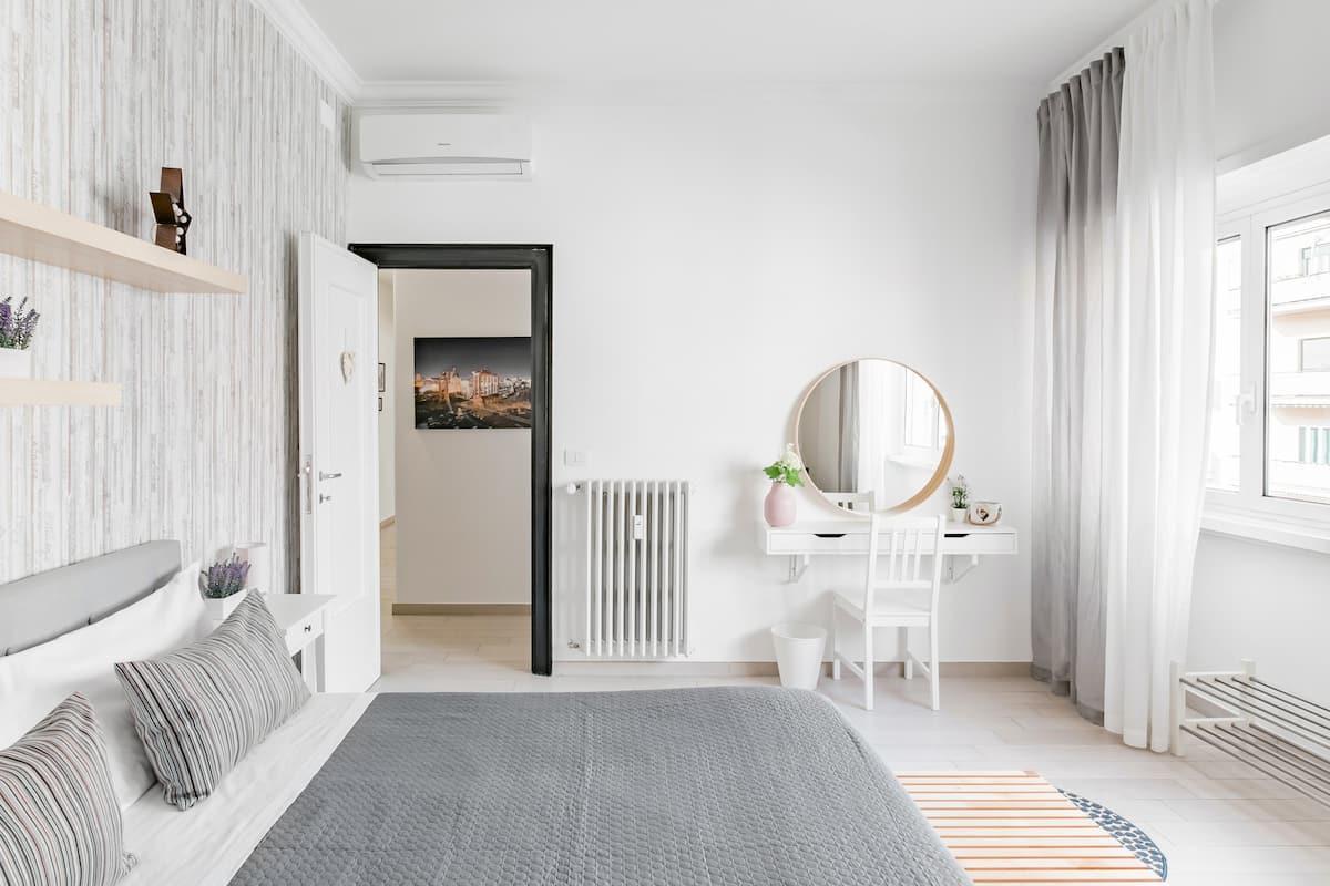 Appartamento Spazioso Vicino a San Pietro - Spacious 3bedrooms apt near St.Peter