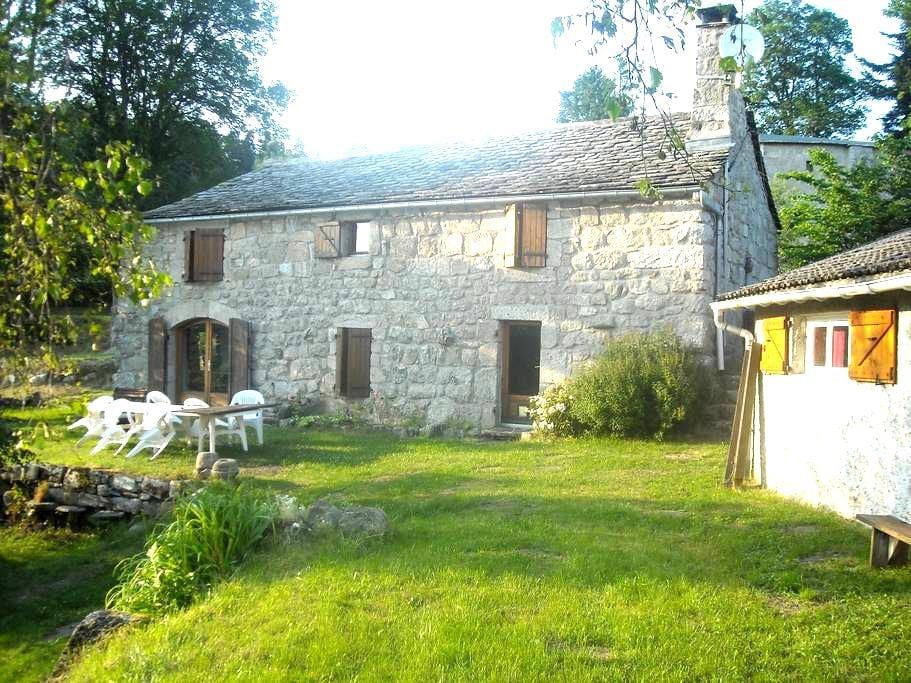 Studio indépendant (à côté de la Ferme du Vieux) - Mazet-Saint-Voy