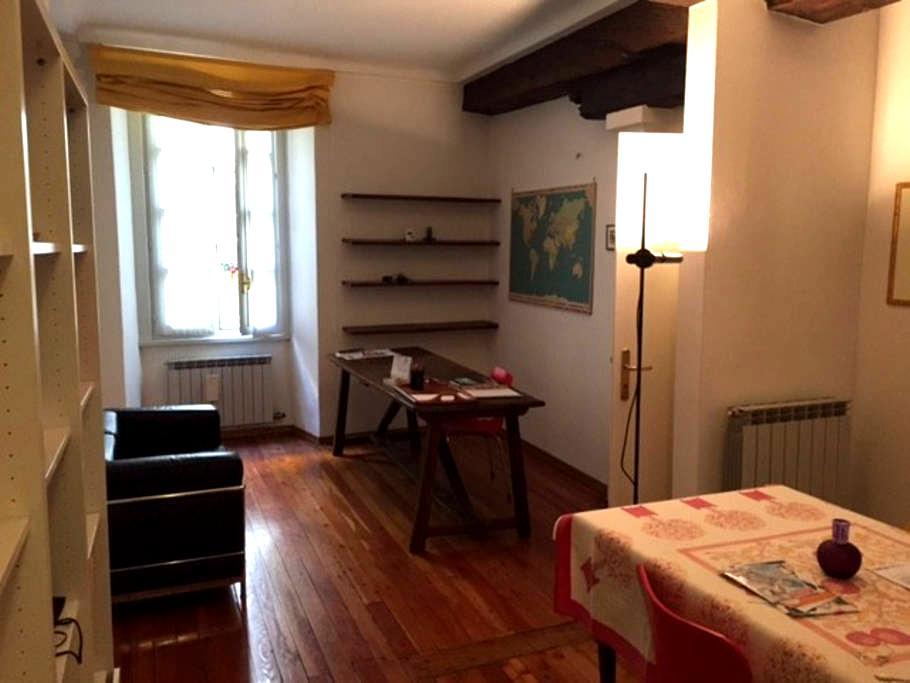 Ivrea, in pieno centro storico - Ivrea - Apartamento