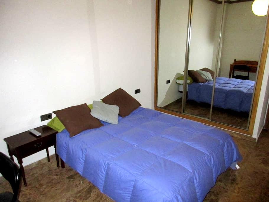 Habitación doble o apartamento entero. Zona centro - Albacete
