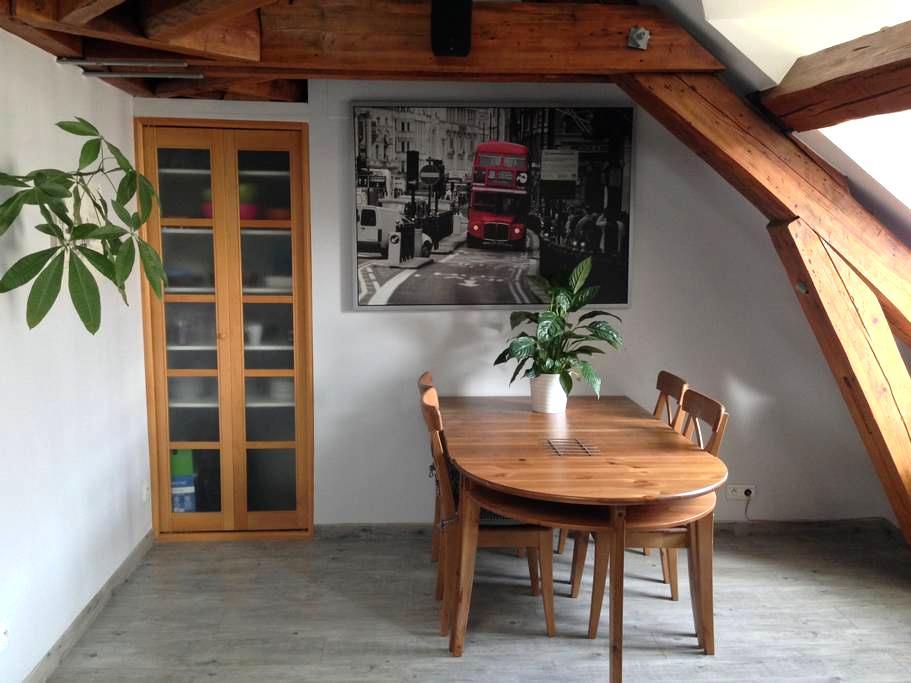 Flat, air conditioned, 60 m², 4 persons - Grenoble - Apartamento