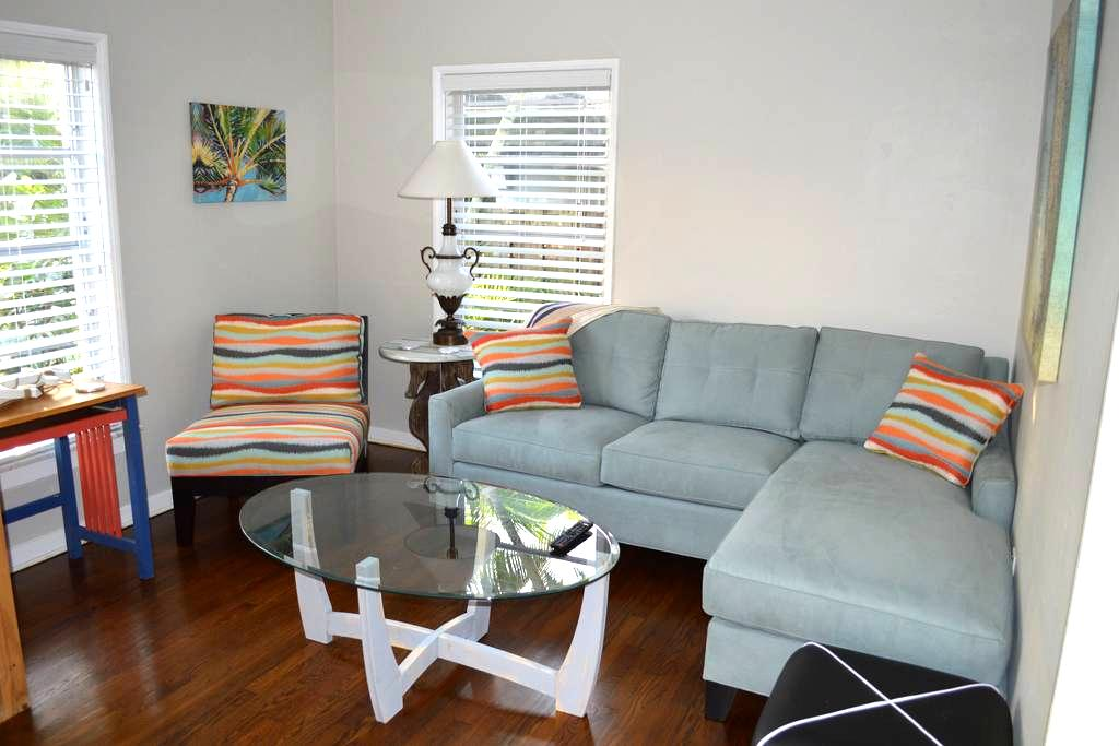 Private apt close to downtown and beach - Lake Worth - Apartment
