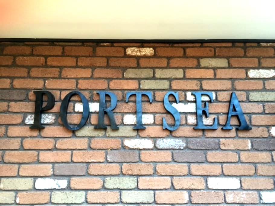 PORTSEA -The Deck - Portsea - Hus