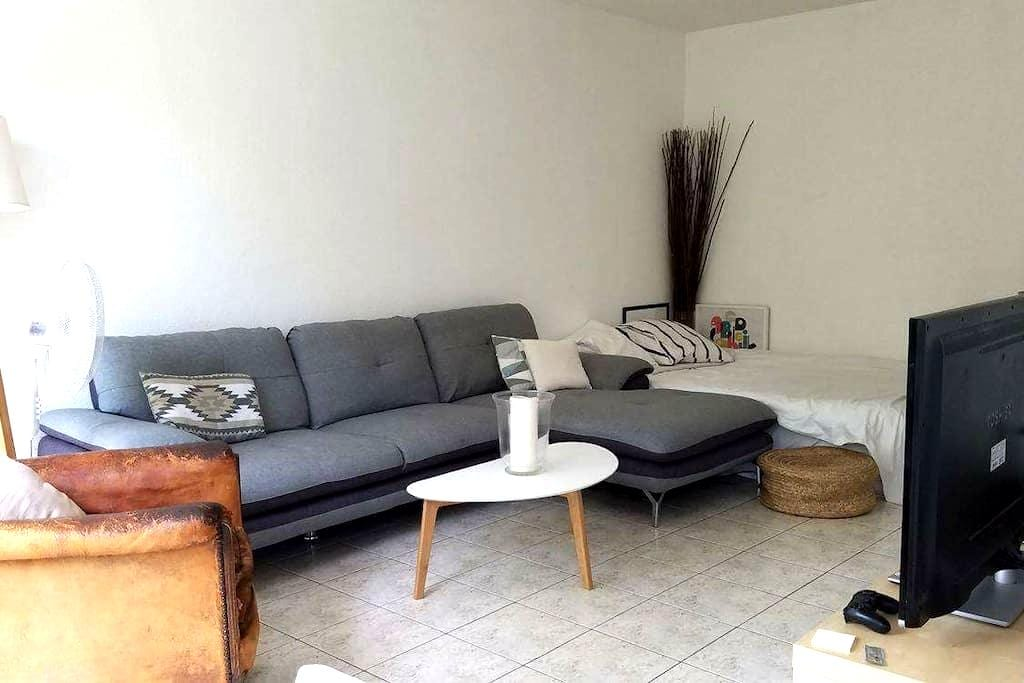 T2 Croix Rousse tout équipé + Parking sous sol - Lyon - Appartement en résidence
