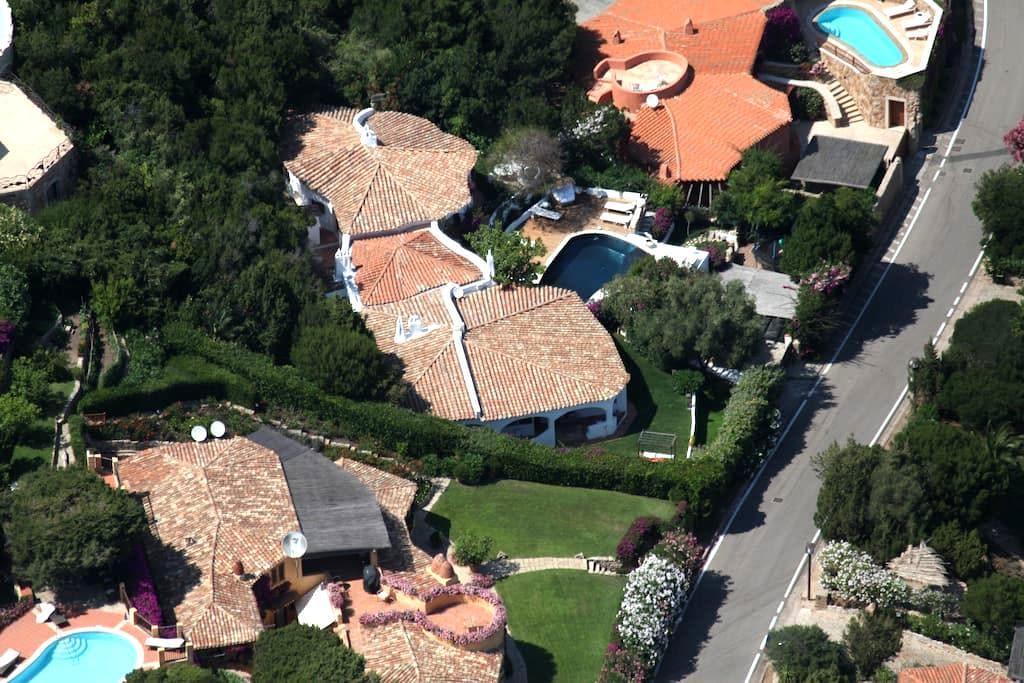 White Villa in Costa Smeralda! - Porto Cervo - Villa