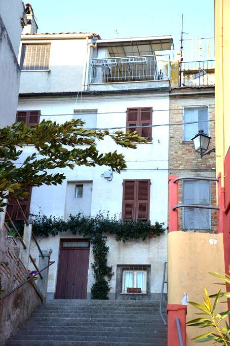 La casa di Maria - Acquaviva Picena