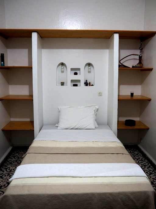 1 single bed room - Rabat - Casa