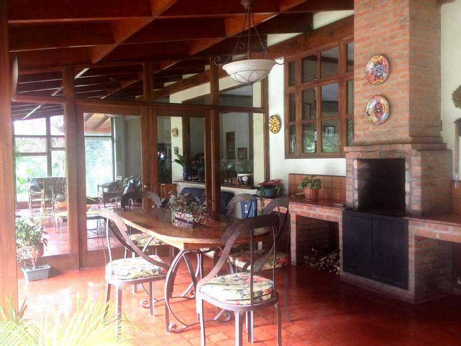 Casa Hacienda Atirro - Turrialba - Haus
