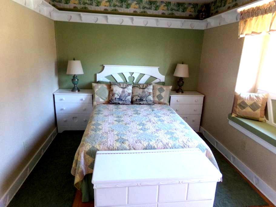 2 Bedrooms in an Upstairs Suite In Nipomo - Nipomo - Hus