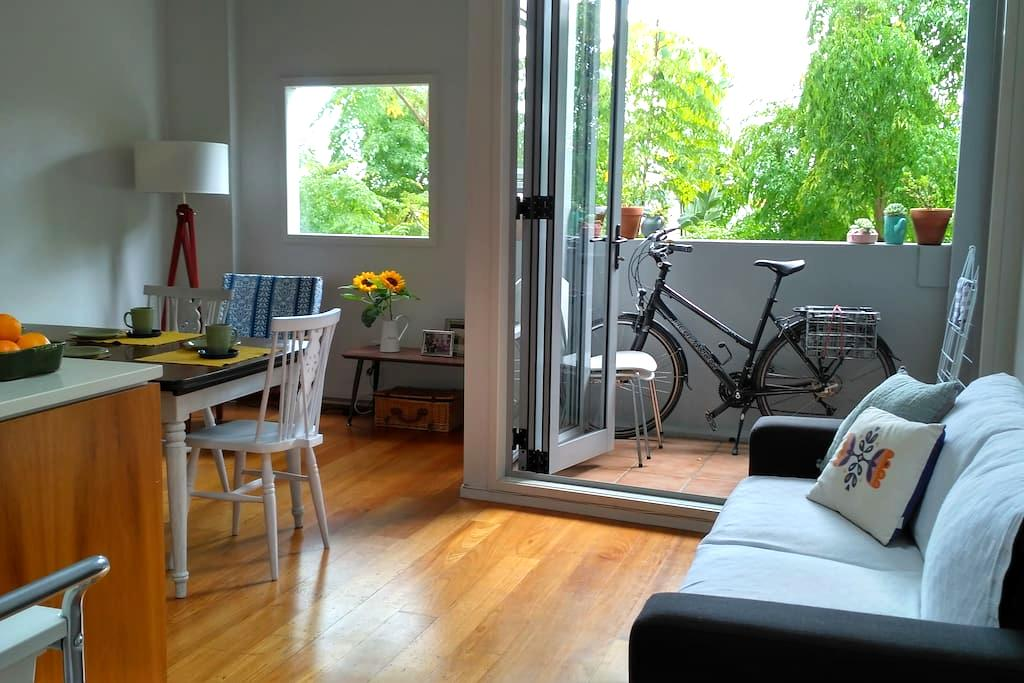 Sunny Apartment in the Heart of Parnell - Auckland - Appartement