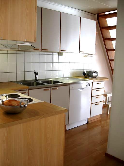 Spacious apartment in quiet area near University - Рованиеми - Квартира
