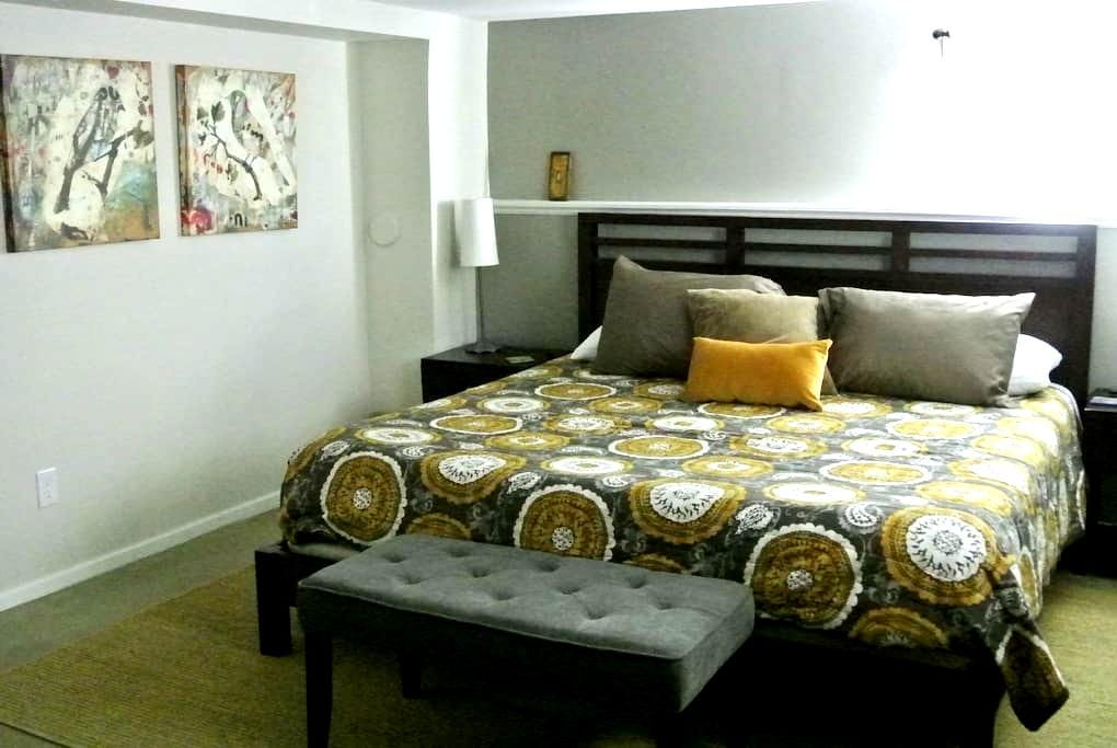 Columbia City apartment - Seattle - Wohnung