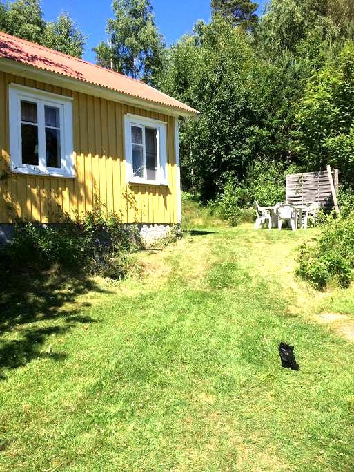 Söt liten stuga - Strömstad - Sommerhus/hytte
