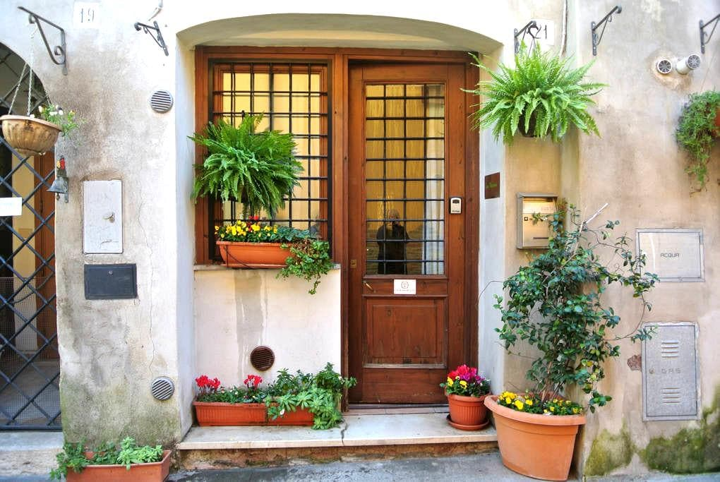 House with wifi 30 mins from Rome - Capena - Hus