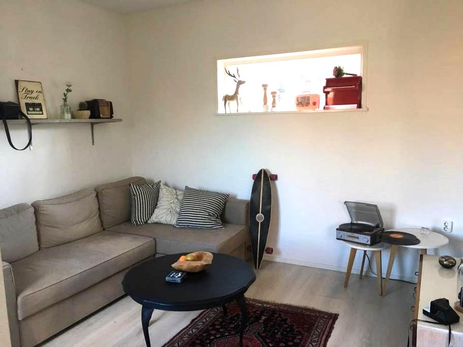 Studio/ Apartement in the center of Groningen - Groningen - Reihenhaus