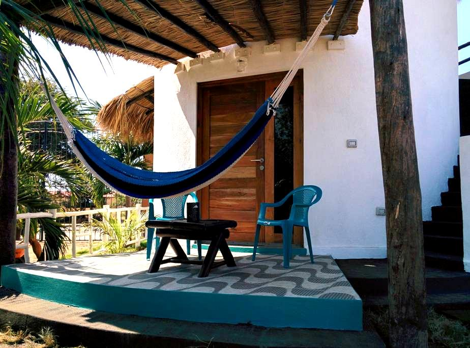 A beautiful new room on the beach! - Las Peñitas - 獨棟