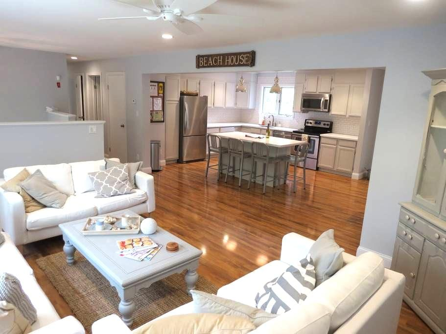 Recently Renovated Cape Cod - Brewster - Casa