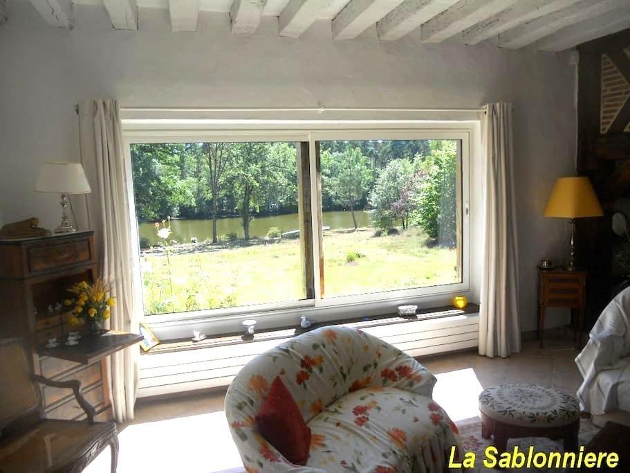 au coeur de la Sologne... - Chaumont-sur-Tharonne - Penzion (B&B)