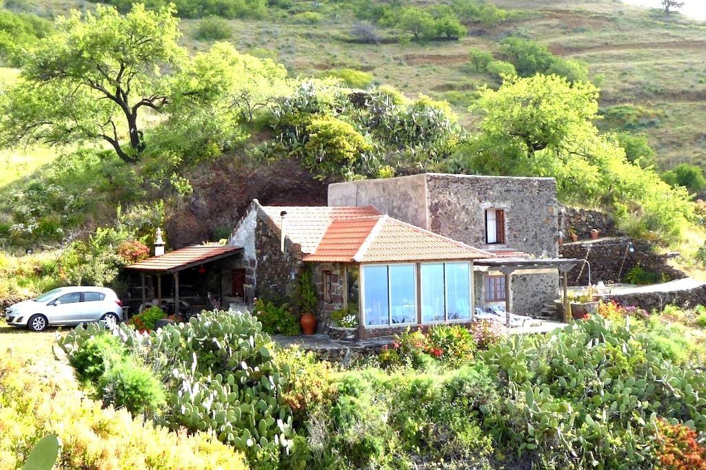 Casa rural El Matel en El Hierro - Isla de el Hierro - Casa