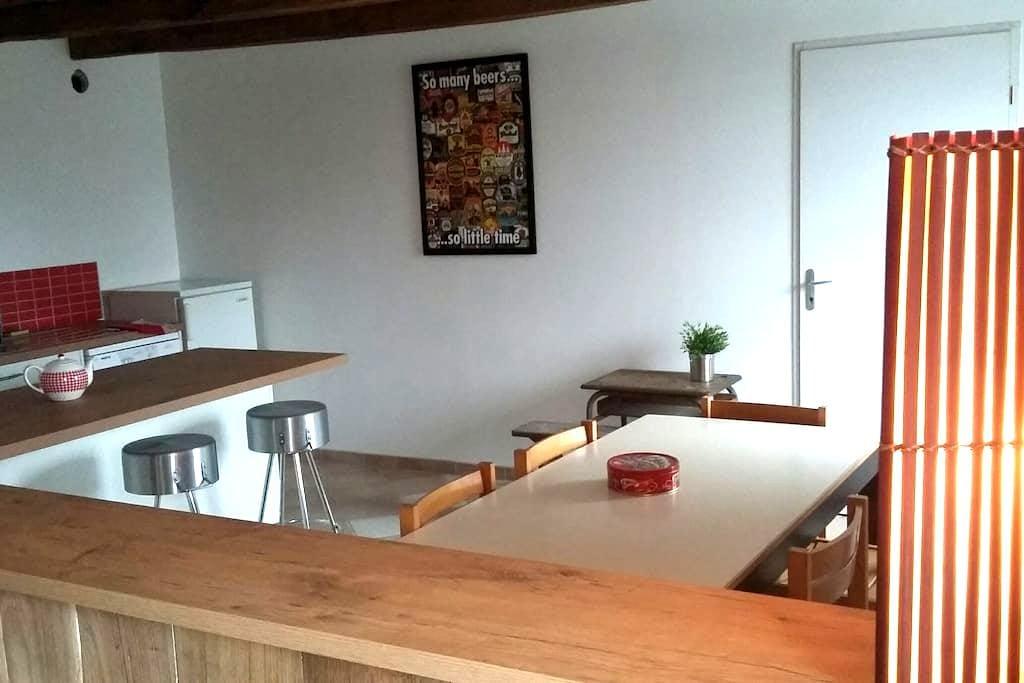 Maison au calme - Kervignac - Dom