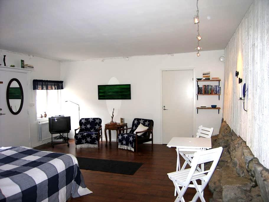 The Eco Room, ecological living - Eskilstuna - Penzion (B&B)