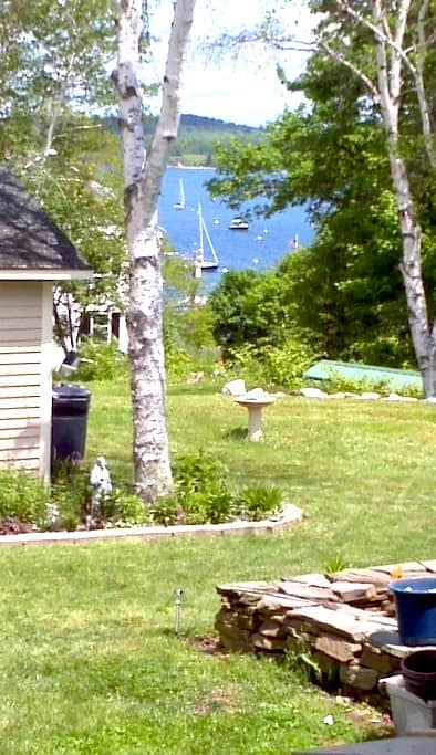 In town Castine with water views - Castine