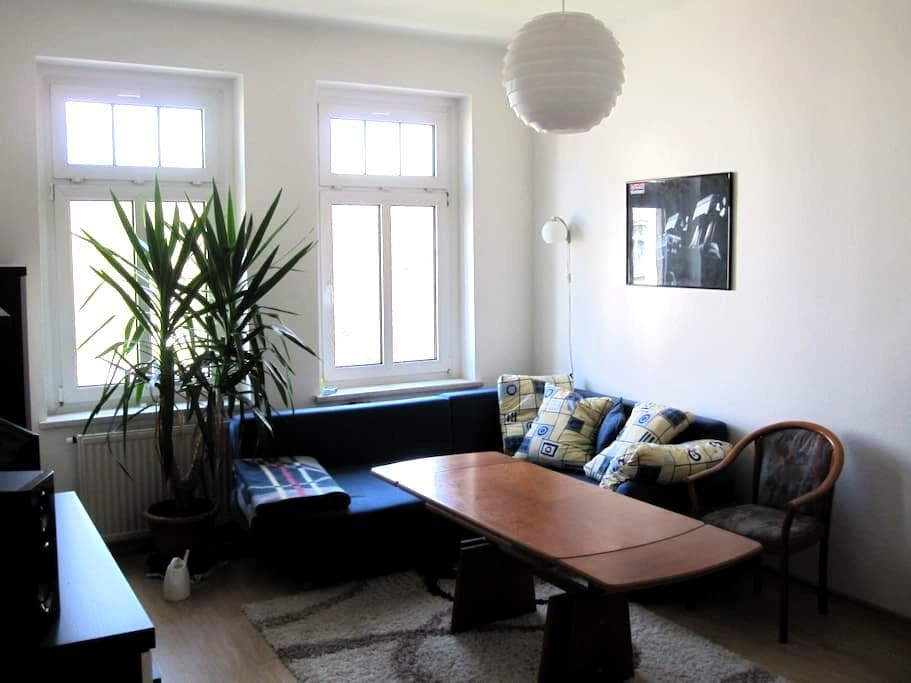 schöne Ferienwohnung in Chemnitz-Bernsdorf - Chemnitz - 公寓